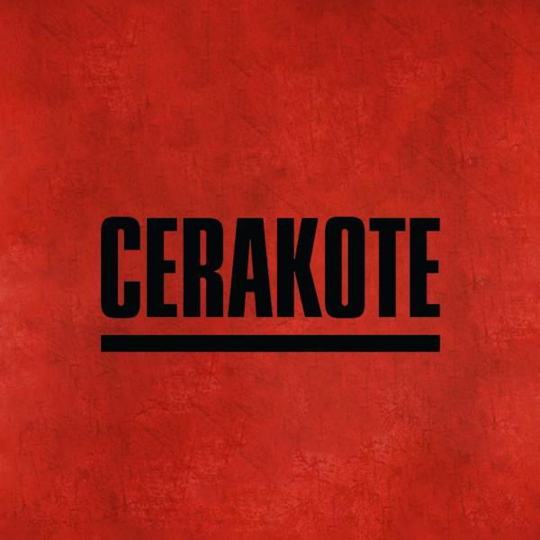 Cerakote from Striplin Custom Gunworks
