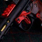Striplin Custom Ruger Mark IV 22/45 Thumbrest