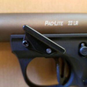 Ruger Mark III 22/45 Thumbrest