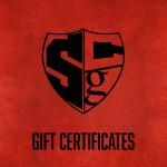 Striplin Custom Gunworks Gift Certificate