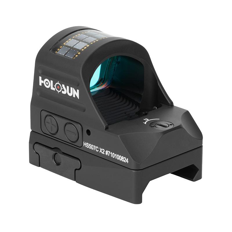 Holosun HS507C X2 Striplin Custom Gunworks